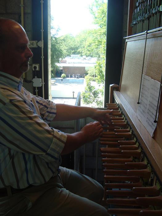 klavier van het carillon groot schuylenburg \'s heerenloo apeldoorn