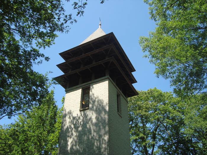 klokkentoren \'s heerenloo groot schuylenburg apeldoorn