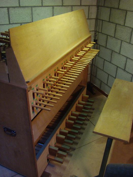 oefenklavier carillon \'s heerenloo groot schuylenburg apeldoorn