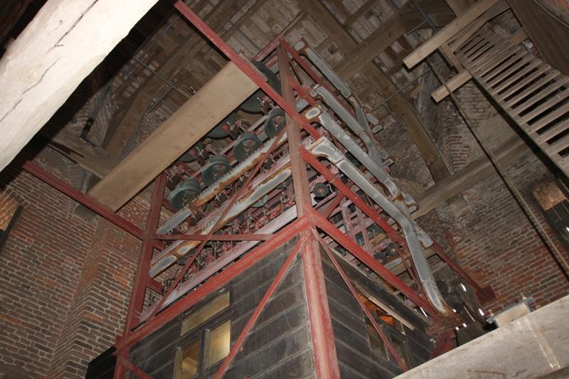 Carillon toren Grote Kerk Elburg
