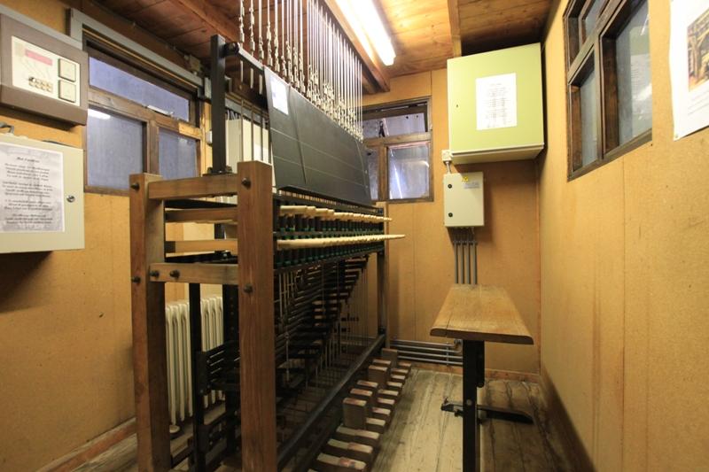 Klavier Carillon Elburg