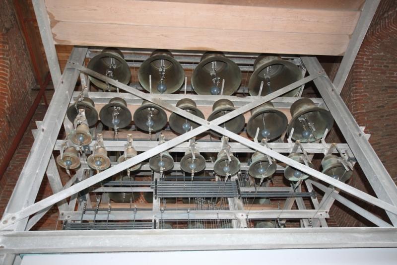 Carillon van Hasselt na de renovatie