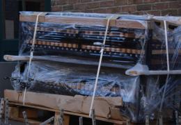 Nieuw klavier van het Carillon van Hasselt